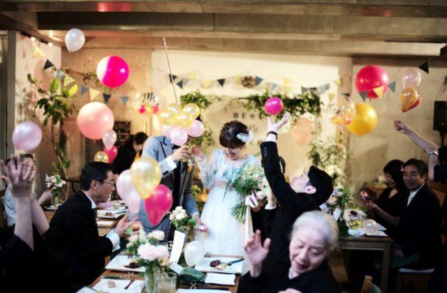 ◆直近でも安心の充実プラン◆ 少人数で楽しむアットホームな結婚式