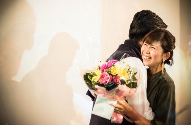 結婚記念日、バウリニューアルセレモニーであらたな絆を