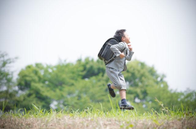 入学・入園の記念写真はロケーション撮影がおススメ
