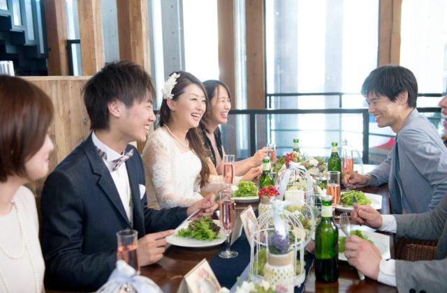 【顔合わせと一緒に会食 10名136,080円】期間限定のお手軽婚
