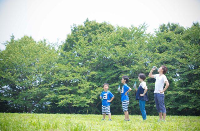 家族写真【fami♡PHOTOプラン】
