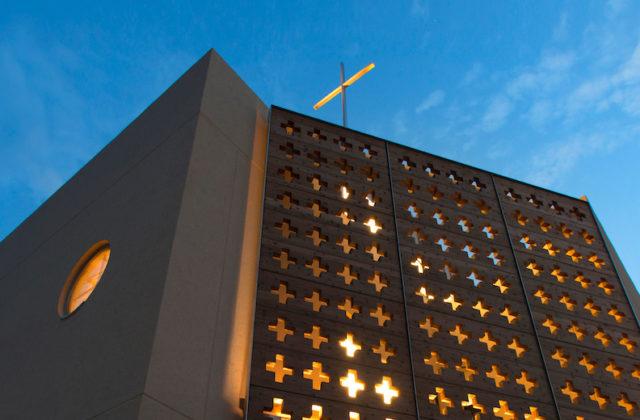 横浜上野町教会